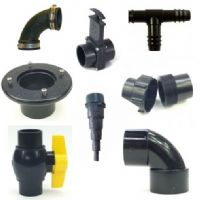 Pond Connectors, Fittings & Solvent
